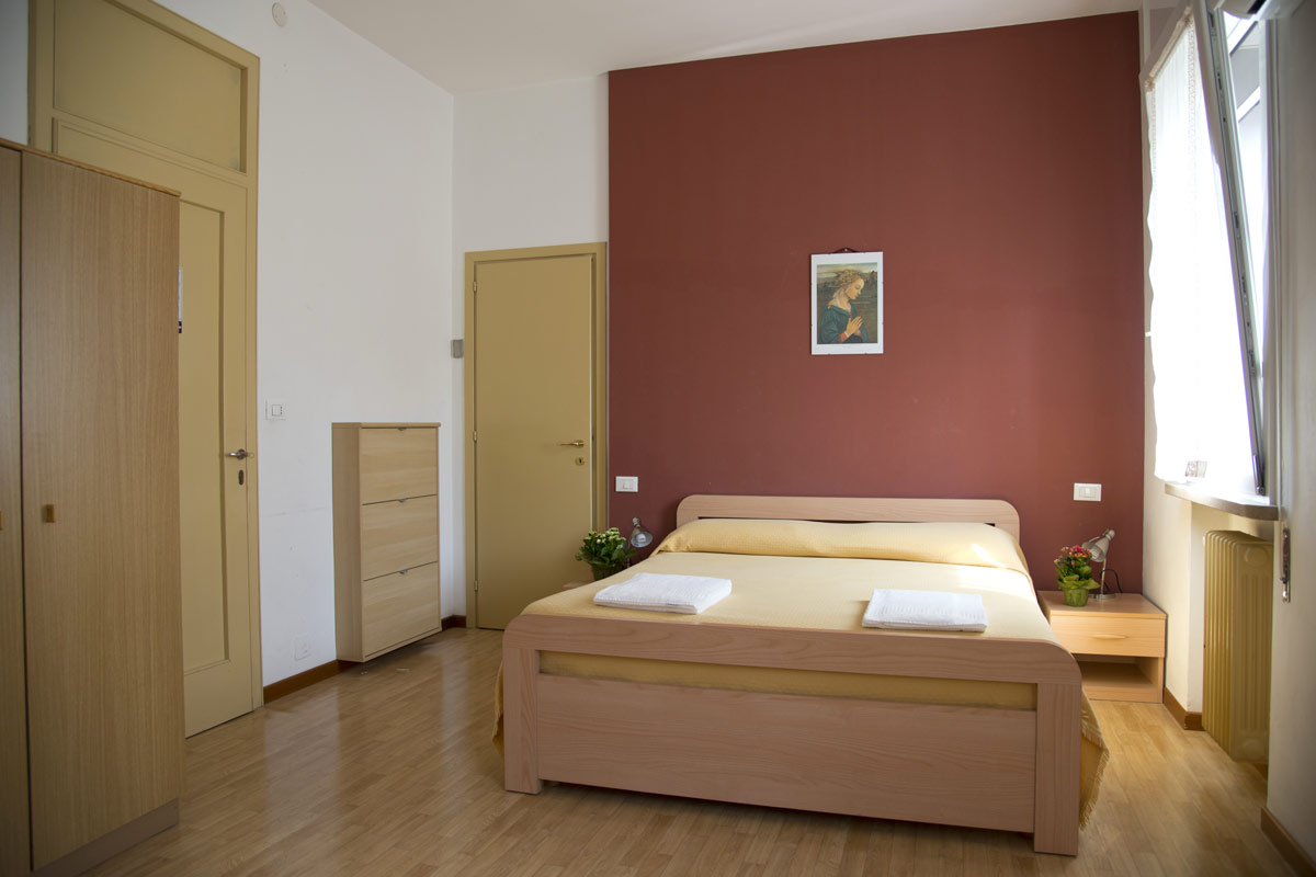 camere centro della famiglia hospitality