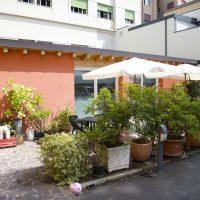 giardino centro della famiglia hospitality