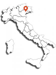 cartina italia treviso veneto centro della famiglia hospitality