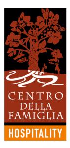 logo centro della famiglia hospitality