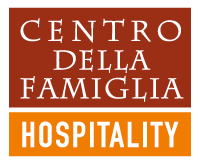 centro della famiglia hospitality logo