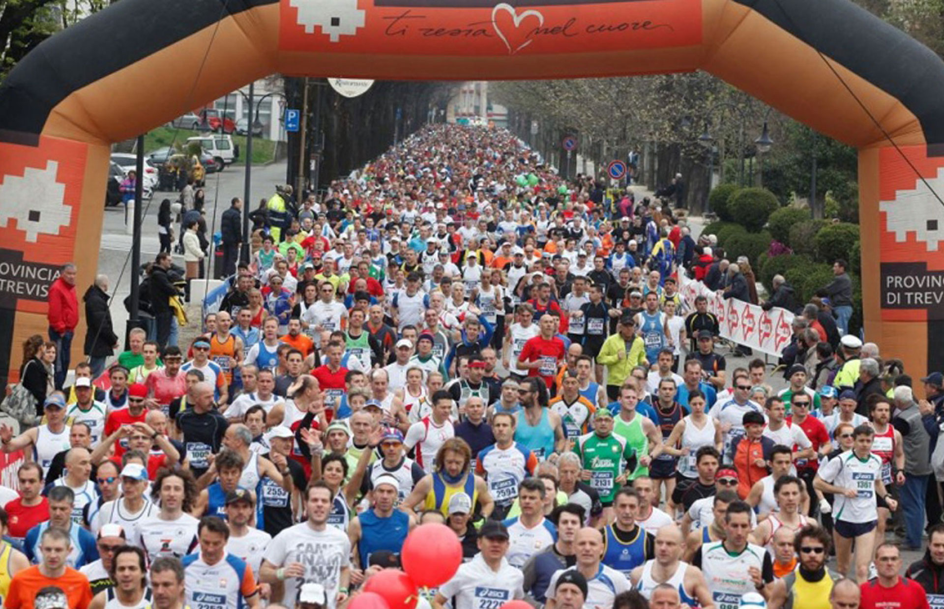treviso-marathon - B&B Centro della Famiglia Treviso