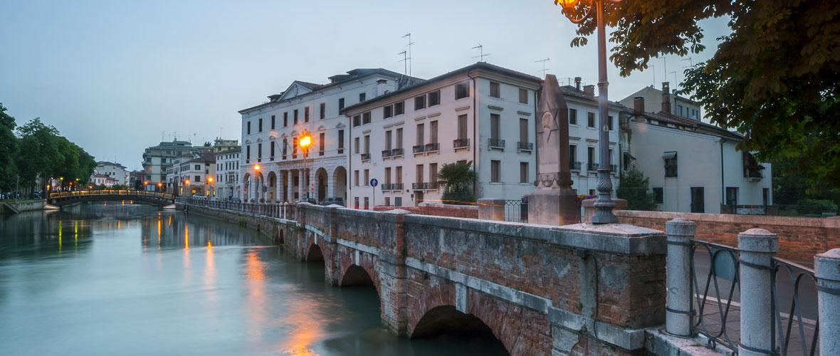 Centro storico - B&B Centro della Famiglia Treviso