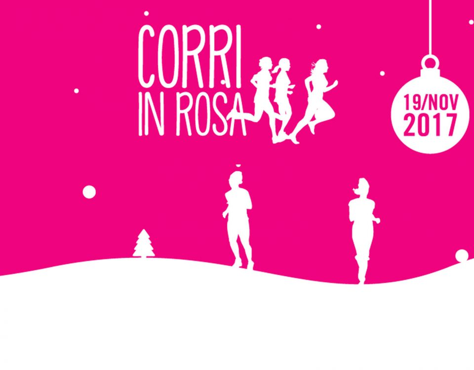 corri-in-rosa - B&B Centro della Famiglia Treviso