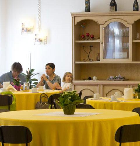 sala comune - B&B Centro della Famiglia Treviso