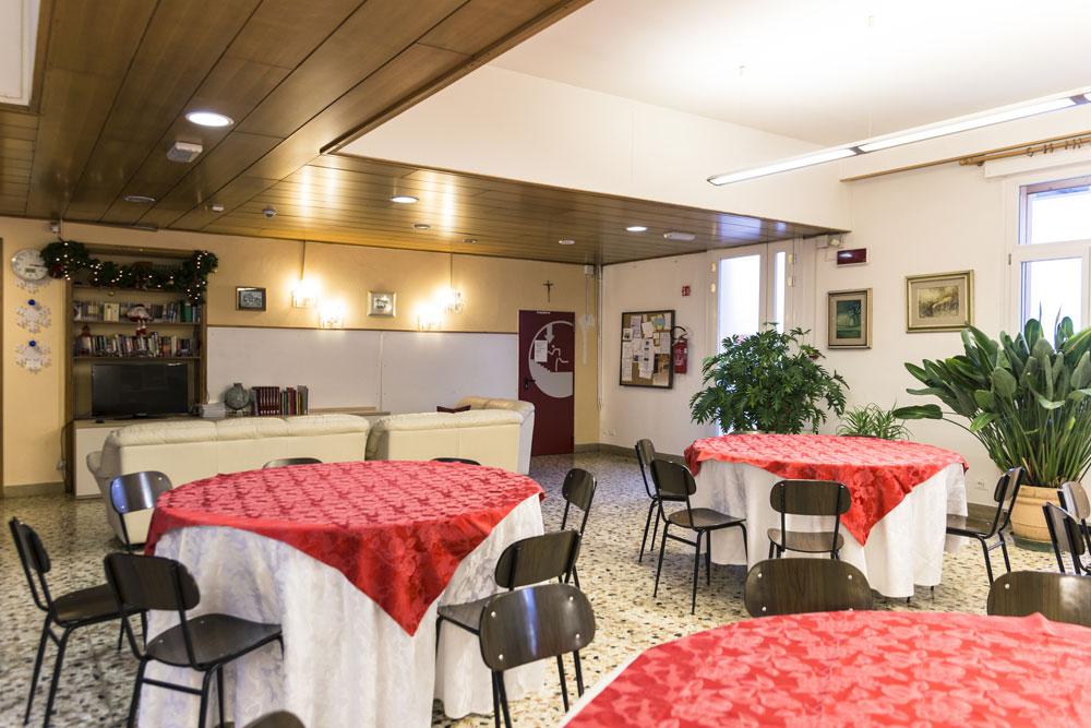 salone - B&B Centro della Famiglia Treviso